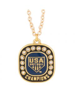 Champion Pendant Necklace