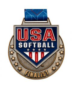 USA Softball Finalist Bronze Medal